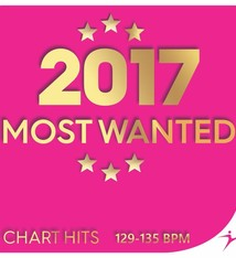 Move Ya! 2017 Most Wanted Chart Hits - 129-135BPM