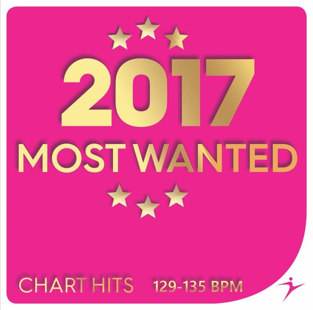 Move Ya!  2017 Most Wanted Chart Hits - 129-135BPM