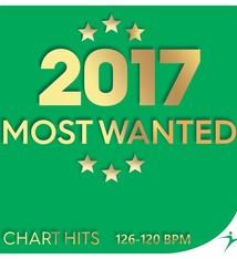 Move Ya! #08 2017 Most Wanted Chart Hits - 126-120 BPM