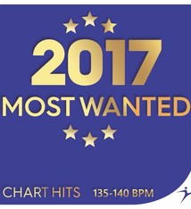 Move Ya! 2017 Most Wanted Chart Hits - 135-140 BPM