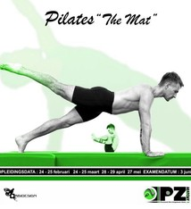 Interactive Music Training Pilates 'The Mat'