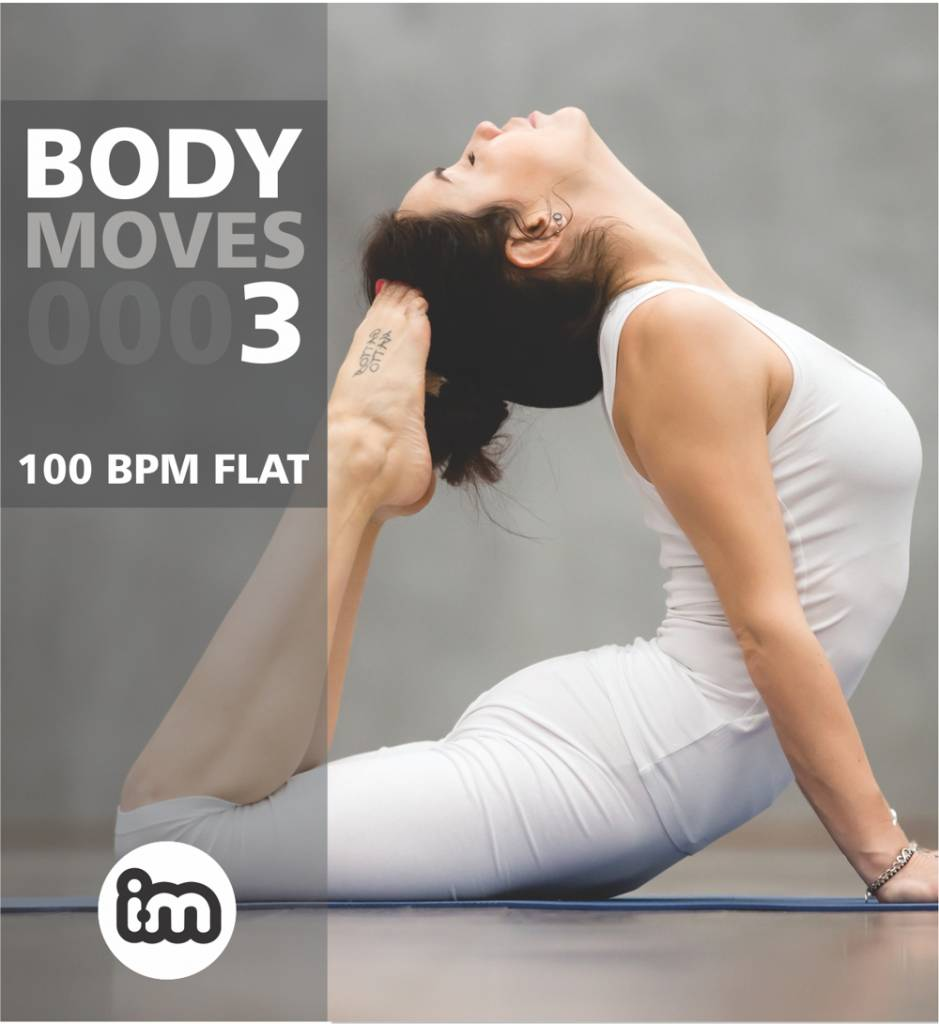 Interactive Music BODY MOVES 3