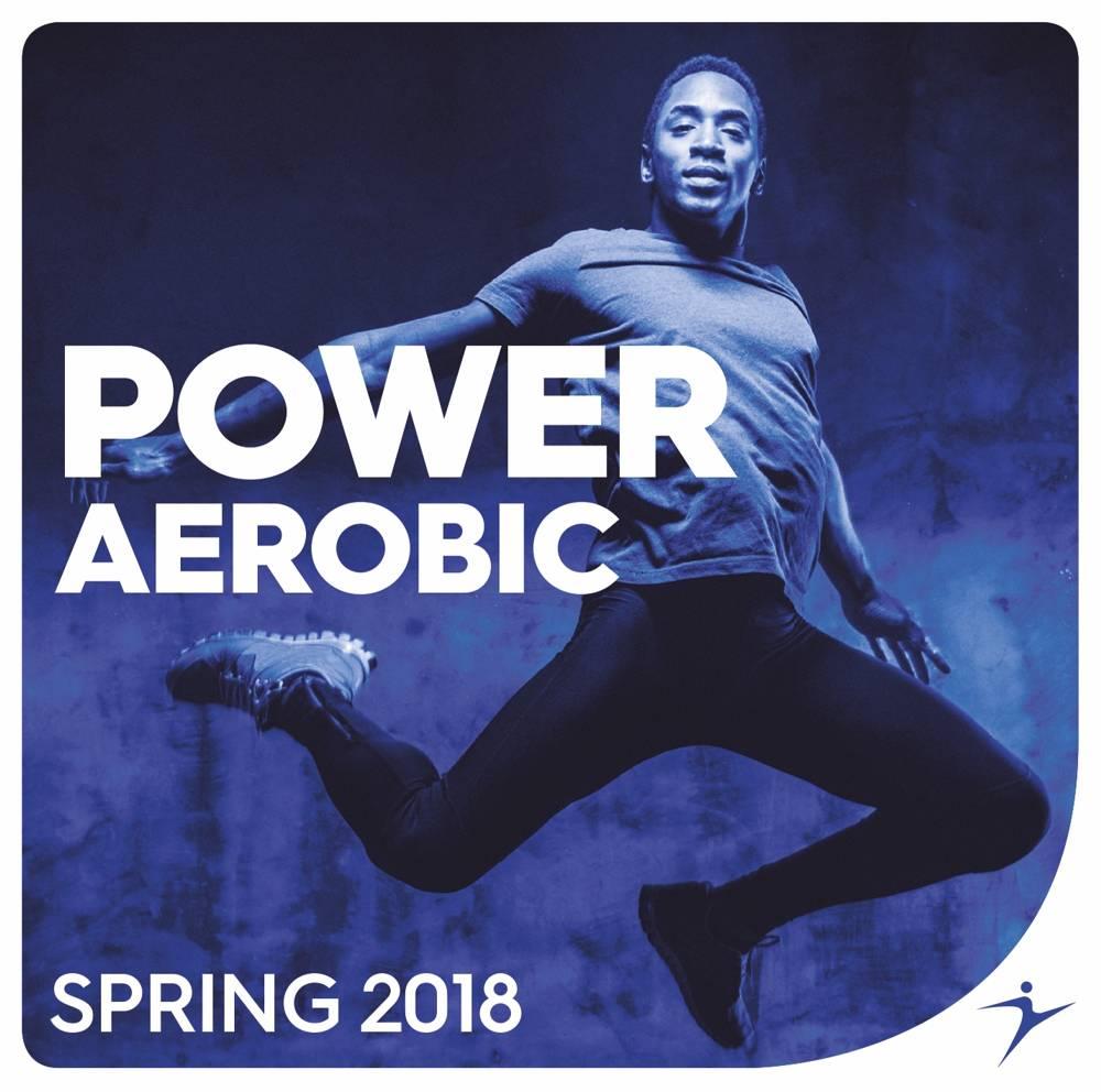 Move Ya! Power Aerobic - Spring 2018
