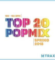 multitrax Top 20 PopMix Spring 2018