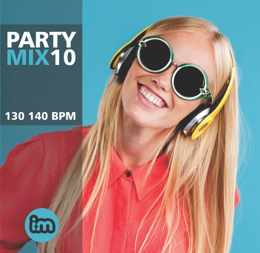 Interactive Music PARTY MIX 10 - CD