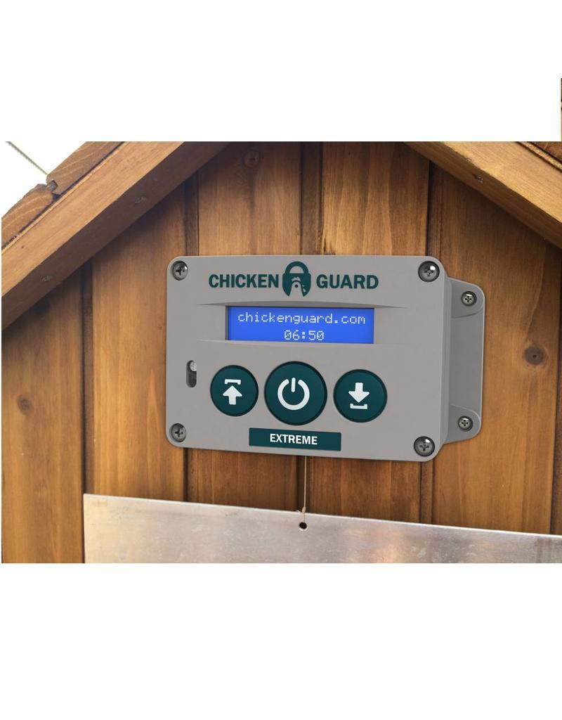 Chickenguard Chickenguard Extreme met timer en lichtsensor