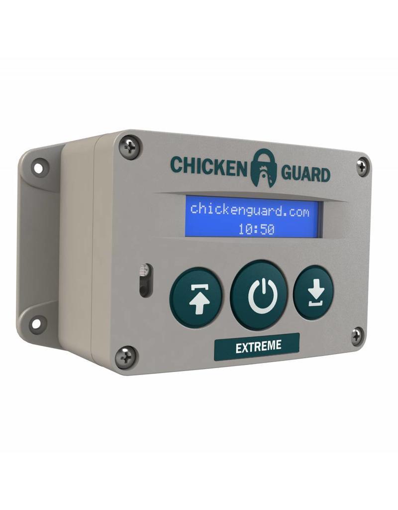 Chickenguard Chickenguard Extreme avec minuterie et capteur de lumière