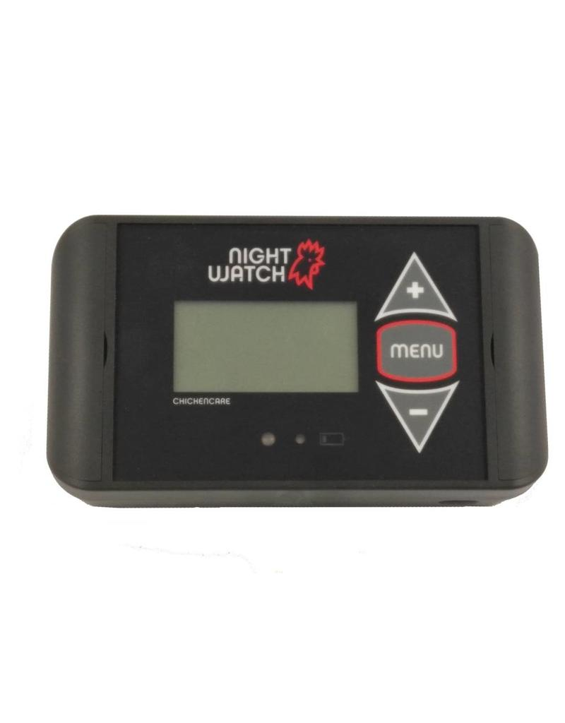 ChickenCare Porte Poullailler Nightwatch