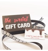 OTHER CHOCOLATE GIFTCARD 25€