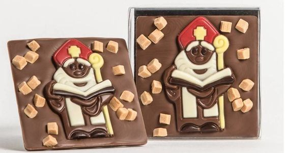 St. Nicholas chocolate