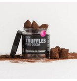MIX CHOCOLATE TRUFFLES COCOA NIBS