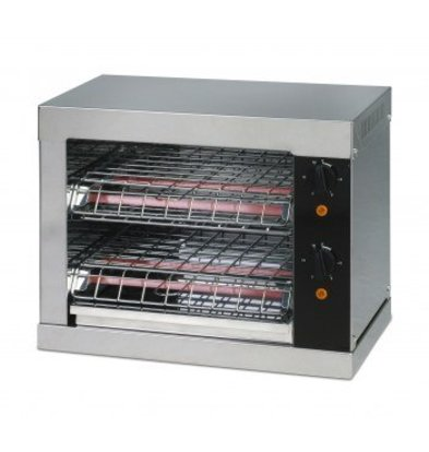 Saro Toaster Modell BUSSO T2