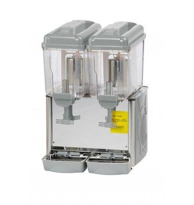 Saro Kaltgetränke-Dispenser Modell COROLLA 2S