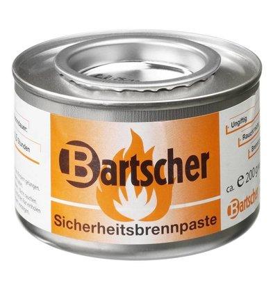 Bartscher Brennpaste Bartscher 200g 72 DS