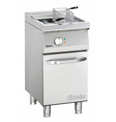 Bartscher Elektro Fritteuse 15 Liter - 2 Körbe - Serie 700