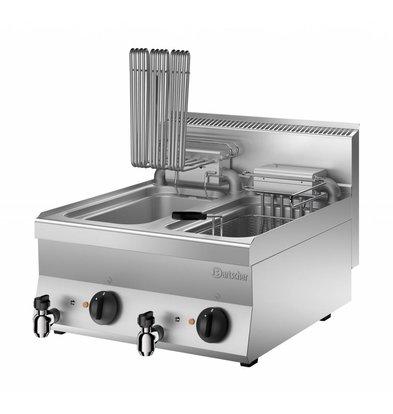 Bartscher Elektro Fritteuse - 2 x 10 Liter Pro
