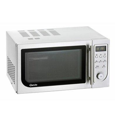 Bartscher Mikrowelle DIG, 25L, 900W, Grill,HL