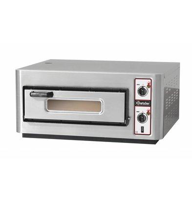 Bartscher Pizzaofen NT 501, 1BK 500x500
