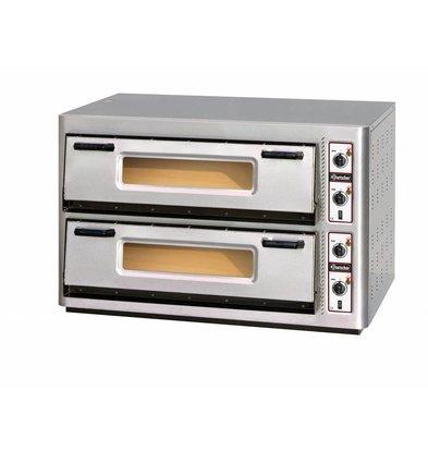 Bartscher Pizzaofen NT 921, 2BK 920x620