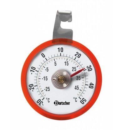 Bartscher Kühlschrankthermometer -30 - +50°C