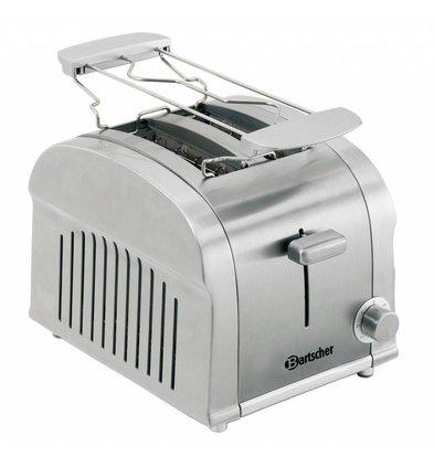 Bartscher Toaster, 2 Scheiben