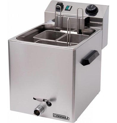 Casselin Elektrischer Pastakocher 3400W - mit Sicherheitsthermostat
