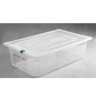 Hendi Aufbewahrungsbehälter set GN 1/1 - 100 mm
