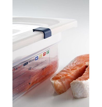 Hendi Gastronormdeckel plastic GN 1/2