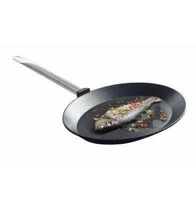 Hendi Fischpfanne - oval