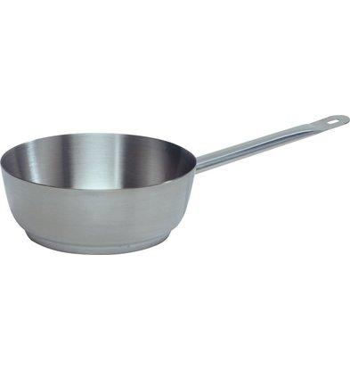 Hendi Sauteuse - ohne Deckel Ø160 mm | 0,9 Liter