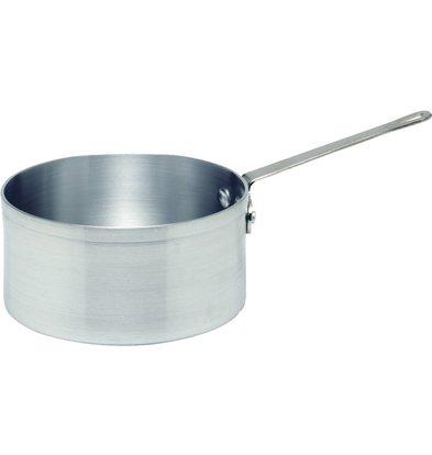 Hendi Stielkasserolle - ohne Deckel 1,5 Liter 180x90 mm