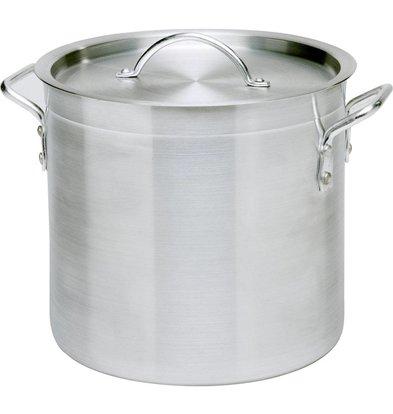 Hendi Kochtopf - mit Deckel 9,5 Liter 240x210 mm
