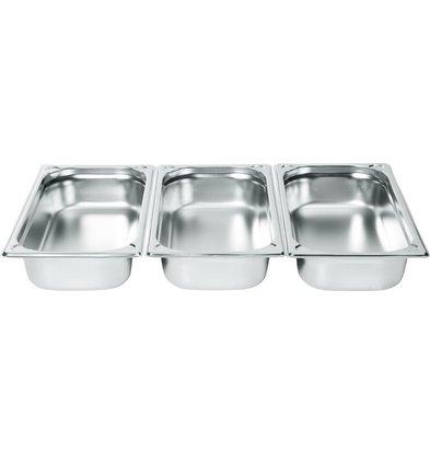 Hendi Gastronorm Behälter 1/3 40 mm