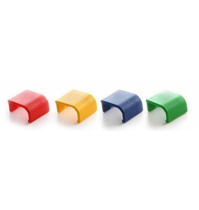 Hendi Farbcodierungsclips zu HACCP Aufbewahrungsbehälter Rot