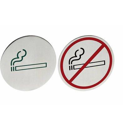 Hendi Türschild Nicht rauchen - groß