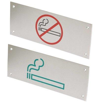 Hendi Türschilder Rauchen XL