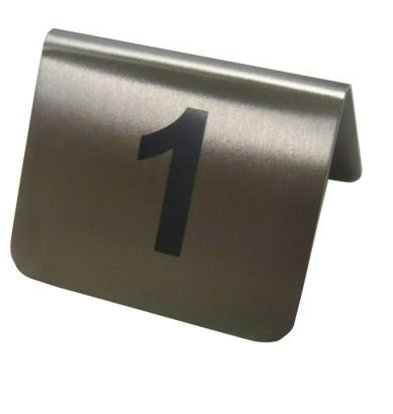 Hendi Tischnummern Nummer 49-60