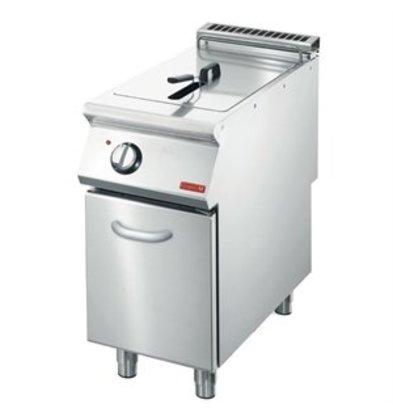 XXLselect Gastro-M elektrische Fritteuse S70/40FRE 10 Liter