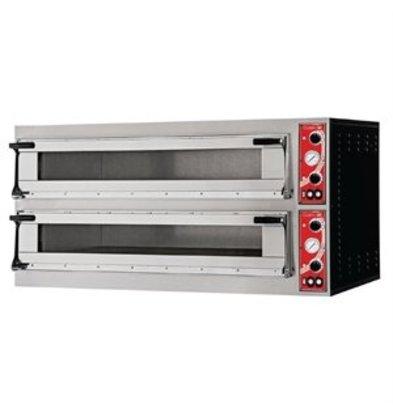 "XXLselect Gastro-M Pizzaofen 2 Kammertyp ""Milan 2"""