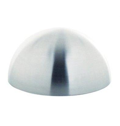 XXLselect Halbkugel-Form Ø 6cm Edelstahl