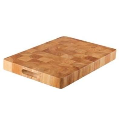 XXLselect Holz-Schneidebrett 30 x 45cm