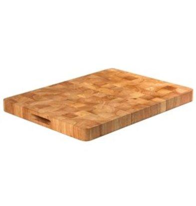 XXLselect Holz-Schneidebrett 45 x 60cm