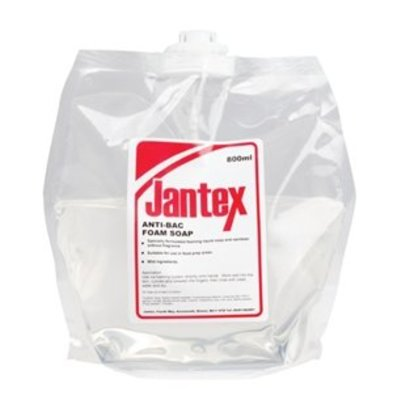 XXLselect Jantex antibakterielle Schaumseife 800ml