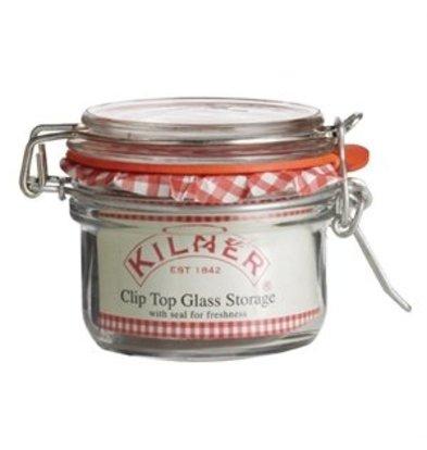 XXLselect Kilner Weckglas mit Bügelverschluss 125ml