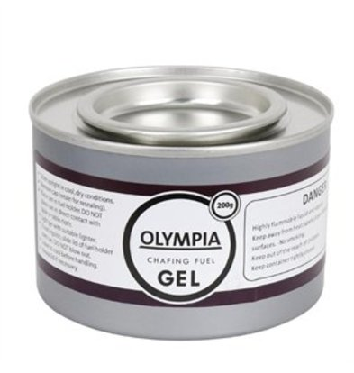 XXLselect Olympia Brennpaste 200g 12er Pack
