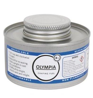 XXLselect Olympia flüssige Brennpaste 4 Stunden