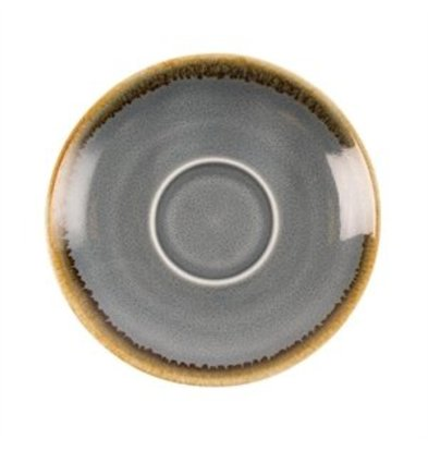 XXLselect Olympia Kiln Espresso Untertasse Ozean 11,5cm