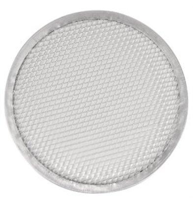 XXLselect Pizzascreen aus Aluminium 41cm