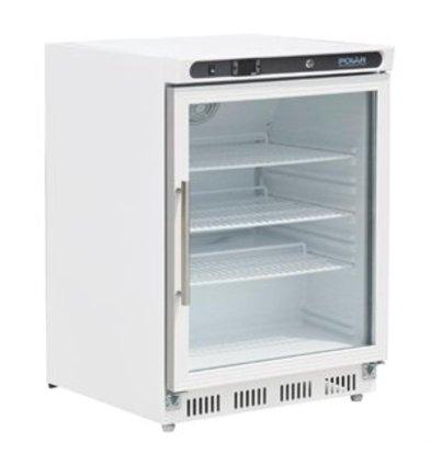 XXLselect Polar Display Kühlschrank 150Ltr