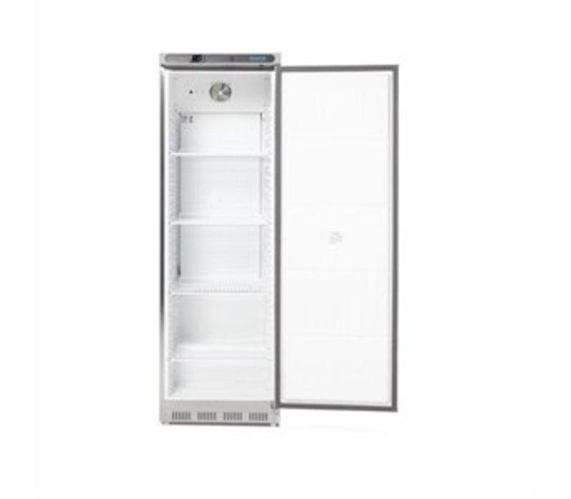 xxlselect polar edelstahl k hlschrank 400 liter. Black Bedroom Furniture Sets. Home Design Ideas